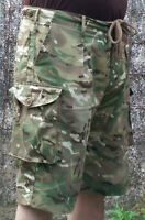 "NEW BRITISH ARMY MTP SHORTS, S 28""-30"" 30/76/92 COMBAT,walking BNIB"