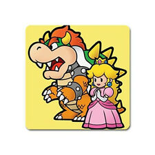 Super MARIO Bowser Refrigerator / Toolbox Magnet videogame retro gift toadstool