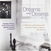 Various Artists - Dreams And Desires CD Album Double Disc Classical Compilation