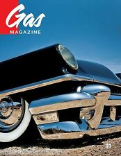 GAS Magazine. Issue 01. Australian hot rod & custom car magazine.
