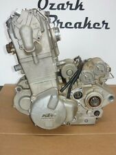 05 450MXC KTM Engine Complete Running 6 Speed Electric SX EXC MXC 400 450 525