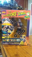 X-MEN Projectors CABLE Action Figure  NIB, Marvel Comics, ToyBiz
