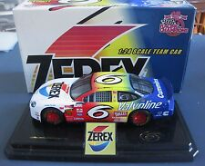 MARK MARTIN #6 ZEREX FORD TAURUS 1999 RACING CHAMPIONS 1:24 ONE OF 2,999