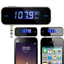 Transmitter music Car FM Transmitter for iPhone and Samsung iPad