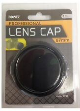 Bower 67mm Snap on Lens Cap for Nikon 18-105mm, 18-140mm Lens