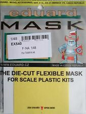 Eduard 1/48 EX540 Canopy Mask for the Tamiya F-14A Tomcat kit