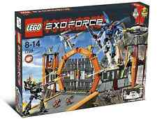 NEW Lego Exo-Force 7709 Sentai Fortress New SEALED