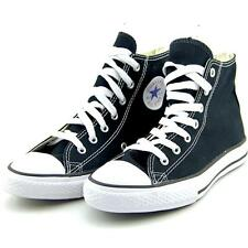Converse Chuck Taylor All Star Hi Youth US 3 Black Sneakers Blemish  18642