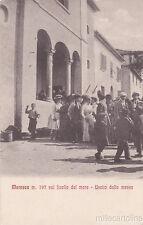 * MARESCA - Fraz.San Marcello Pistoiese - Uscita dalla Messa 1911