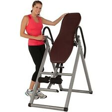 Inversion Tables For Back Pain Stretcher Body Stamina Therapy Home Fitness Gym