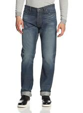Public School PS16 10 Year Blue Men's Straight Leg Jeans MADE IN USA $390 New 33