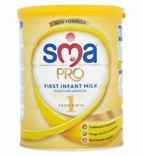 SMA PRO First Infant Milk from Birth (800g)