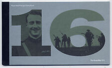GB 2016 GREAT WAR 1916 PRESTIGE BOOKLET SG.DY18