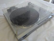 SONY PS-LX2 DIRECT DRIVE AUTOMATIC STEREO TURNTABLE SYSTEM FOR PARTS OR REPAIR