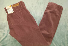 HUGO BOSS ORANGE Man's Corduroy Jeans Size: W30 L34 NEW WITH TAGS RRP 130 euro