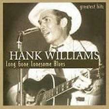 Long Gone Lonesome Blues, Hank Williams, New Import