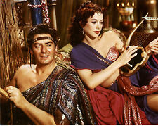 Hedy Lamarr Victor Mature Samson and Delilah 8x10 photo S3610
