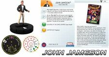 JOHN JAMESON #008 #8 The Incredible Hulk HeroClix