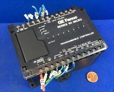 GE FANUC SERIES 90 MICRO PROGRAMMABLE CONTROLLER IC693UDR001BP1