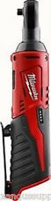 Milwaukee 12 Volt M12 Cordless 3/8'' Drive Ratchet Bare Tool Only