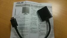 Genuine ASUS eee pad accesorry mini HDMI (M) - VGA (F) Up to 1920x1200