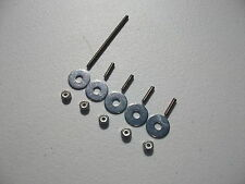 NEW BONNET SPEAR HOOD ORNAMENT SCREW KIT SUITS EH HOLDEN PREMIER SEDAN WAGON