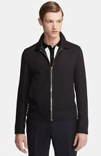 Neil Barret Slim Fit Twill Jacket Size M MSRP $1,360  Current Style