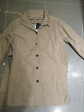 Aquascutum. London made in Italy Coat mac bnwl   Mrp£695 sz 12