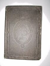1863 LIFE & TIMES Nathan Bangs, Rare antique Methodist theology History bio NY