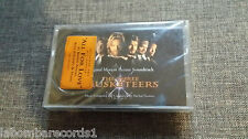 ZZ- CASSETTE - THE THREE MUSKETEERS - SEALED - SOUNDTRACK - OST - BRYAN ADAMS