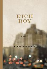 Rich Boy by Sharon Pomerantz L-NW  HC/DJ