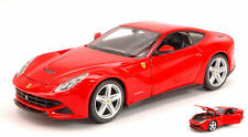Ferrari F12 Berlinetta 2012 Red 1:24 Model 26007R BBURAGO