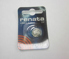1pcs RENATA CR1216 WATCH BATTERY 3V Lithium Battery