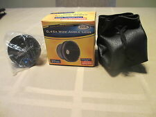Digital Concepts 0.45x Wide Angle Lens 37mm 1837W-R