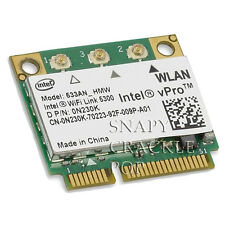 Dell Studio Dual Band Wireless WIFI Link N Card 1555 1557 1737 1745 450 Mbps