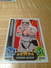 STAR WARS Force Awakens - Force Attax Trading Card #115 Stormtrooper
