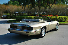 1995 Jaguar XJS No reserve Low Miles! Well Maintained!