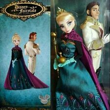 Disney Fairytale Designer Doll D23 Exclusive - CORONATION ELSA & HANS Variant