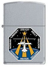STS-121 Space Shuttle Mission 115  Zippo MIB  NASA