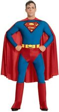 THE SUPERMAN HALLOWEEN COSTUME ADULT SIZE LARGE