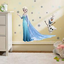 BRICOLAJE Frozen Aisha Desmontable Frase Vinilos Adhesivos De Pared