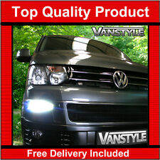 VW CARAVELLE T5 2010 DRL KIT Genuine Volkswagen giorno LUCI PSICHEDELICHE UPGRADE LED