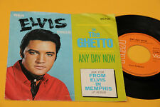 "ELVIS PRESLEY 7"" IN THE GHETTO ORIG GERMANY EX+ !!!!!!!!!!!!!!!!!!!"