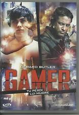 Gamer. Tu perdi lui muore (2009) DVD