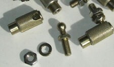 CABLE BALL JOINT FOR CONTROL CABLES, FITS 33C MORSE TYPE CABLES, STD VERSION.
