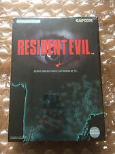 New factory sealed resident evil long box pc edition australian libération capcom