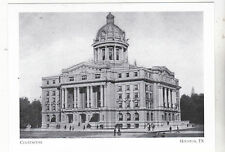 """*Postcard-""""The 5th Harris County Courthouse"""" (Dedicated 1911) @ Houston Tx (#53)"""