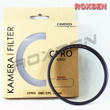 Camdiox 40.5mm CPRO NANO SMC Slim Pro CPL Circular Polarizing Filter for Leica