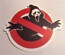 Pegatina/sticker/ Autocollant/Aufkleber/Adesivo/Etiket: Scary Movie/ GhostBuster