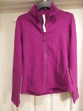 Lululemon Define Jacket NWT 10 REGP Regal Plum Color Luon